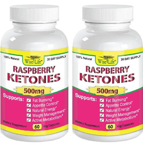Raspberry Ketones Fresh 500mg Ketone product image