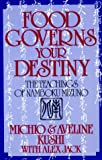 Food Governs Your Destiny, Michio Kushi and Aveline Kushi, 0870407880
