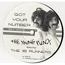 """Got Your Number - Young Punx, The Featuring 118 Runners, The 12"""""""
