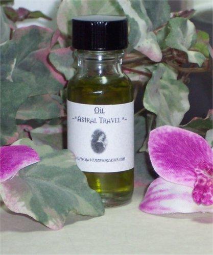 Raven Moonlight Hand-blended Oil: Astral Travel Oil