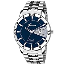 Rich Club Analogue Blue Dial Men's & Boy's Watch