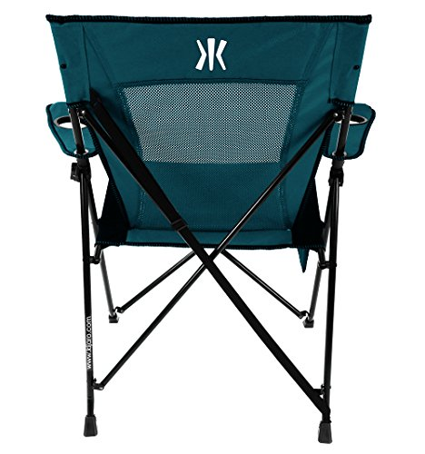 Kijaro Dual Lock Portable Camping And Sports Chair Ideal