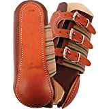 Classic Equine Leather Splint Boots Small