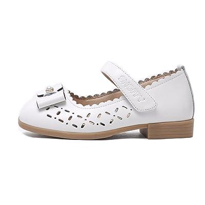 b9329efb6ad16 店舗 ガールズパンプス プレセンス風 子供靴 女の子 キッズ マジックテープ リボン ヒール 穴付き