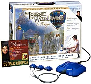 The Journey to Wild Divine Biofeedback Software & Hardware for PC & Mac: The Passage