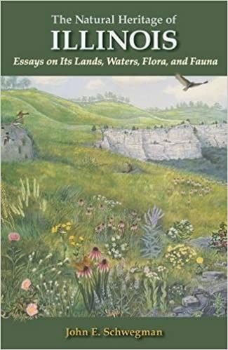 the natural heritage of illinois essays on its lands waters  the natural heritage of illinois essays on its lands waters flora and fauna john e schwegman 9780809334841 com books