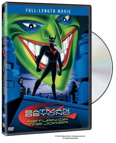 Batman Beyond Return Of Joker Import Usa Zone 1 Dvd Blu Ray