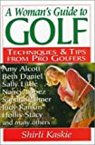 img - for A Woman's Guide to Golf book / textbook / text book