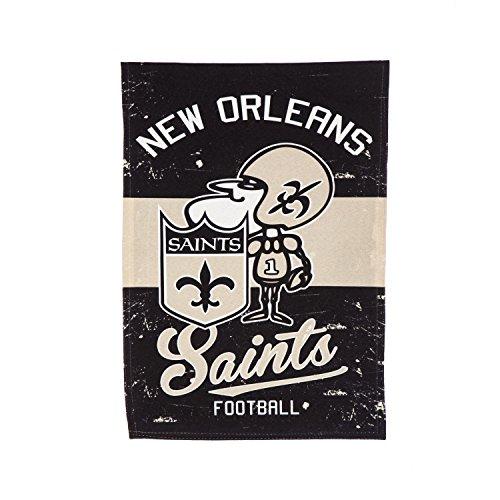 Team Sports America 14L3819VINT New Orleans Saints Vintage Linen (Yard New)