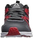 Reebok Baby Run Supreme 2.0 Sneaker, Alloy/Primal