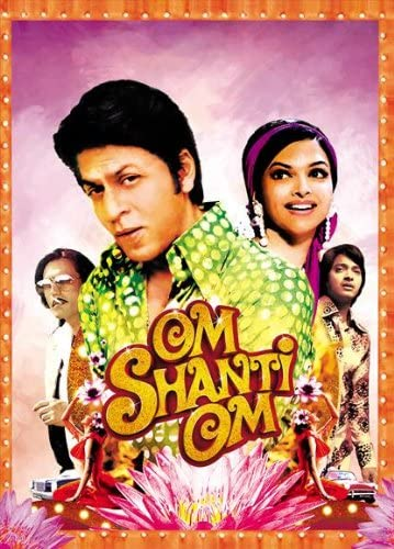 Amazon.com: Pop Culture Graphics Om Shanti Om Poster Movie India C 11x17:  Prints: Posters & Prints