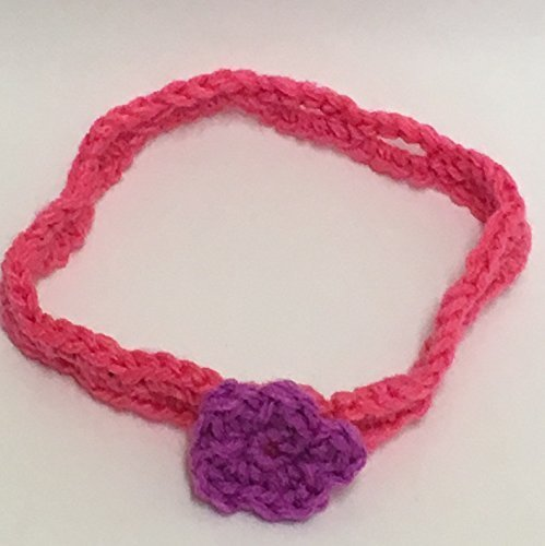 Image Unavailable. Image not available for. Color  Baby Crochet Headband ... 14f07fb8dc4