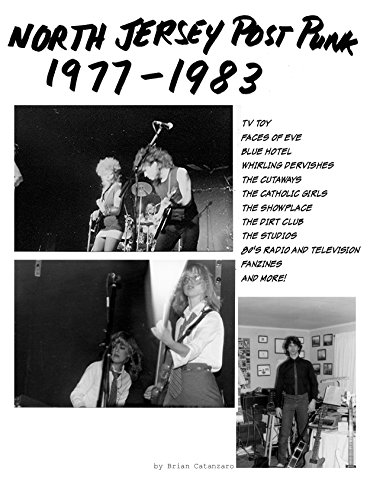 North Jersey Post Punk 1977-1982 ()