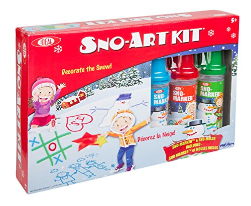 Ideal Sno Toys Sno Art Kit
