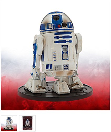 Disney - R2-D2 Elite Series Die Cast Action Figure - 4'' - Star Wars: The Force Awakens
