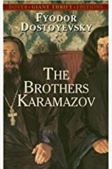 The Brothers Karamazov (Dover Thrift Editions) Paperback