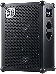 SOUNDBOKS 2 - The Loudest Wireless Bluetooth Speaker, Includes BATTERYBOKS – Black