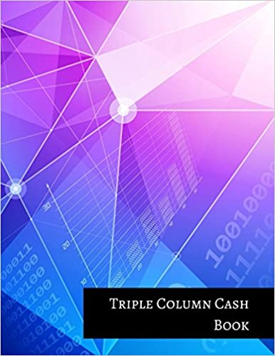 Triple Column Cash Book