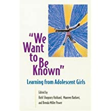 We Want to Be Known by Hubbard, Ruth Shagoury, Barbieri, Maureen, Power, Brenda Mil (1998) Paperback
