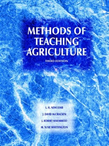 Methods of Teaching Agriculture (3rd Edition)