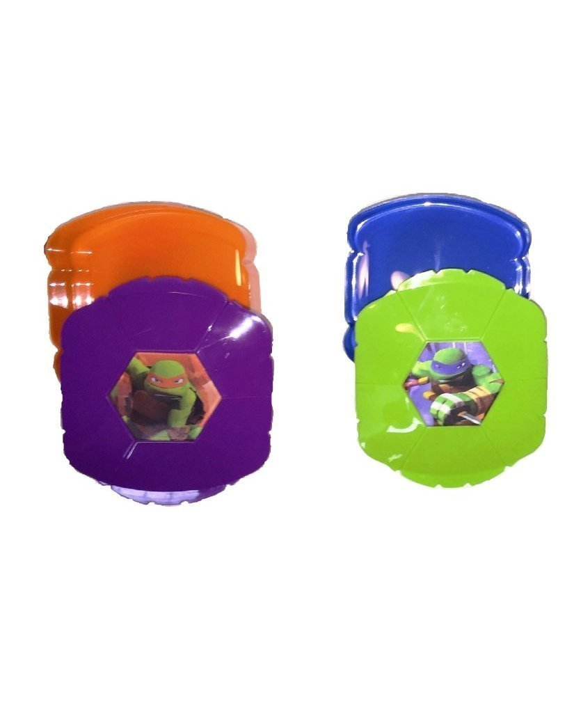 Amazon.com: Nickelodeon Teenage Mutant Ninja Turtles 2-Piece ...