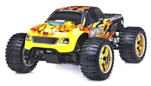 Rtr Nitro Monster Truck - 3