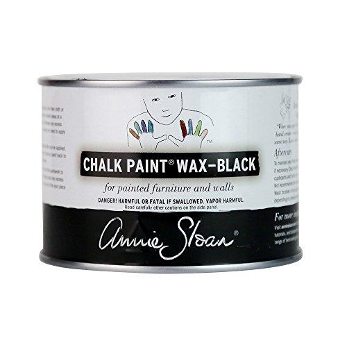 CHALK PAINT (R) Wax - Black (500mL) - Annie Sloan - Colored Wax by Annie Sloan