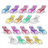 Yalis 100 Pcs Premium Sewing Clips Multipurpose