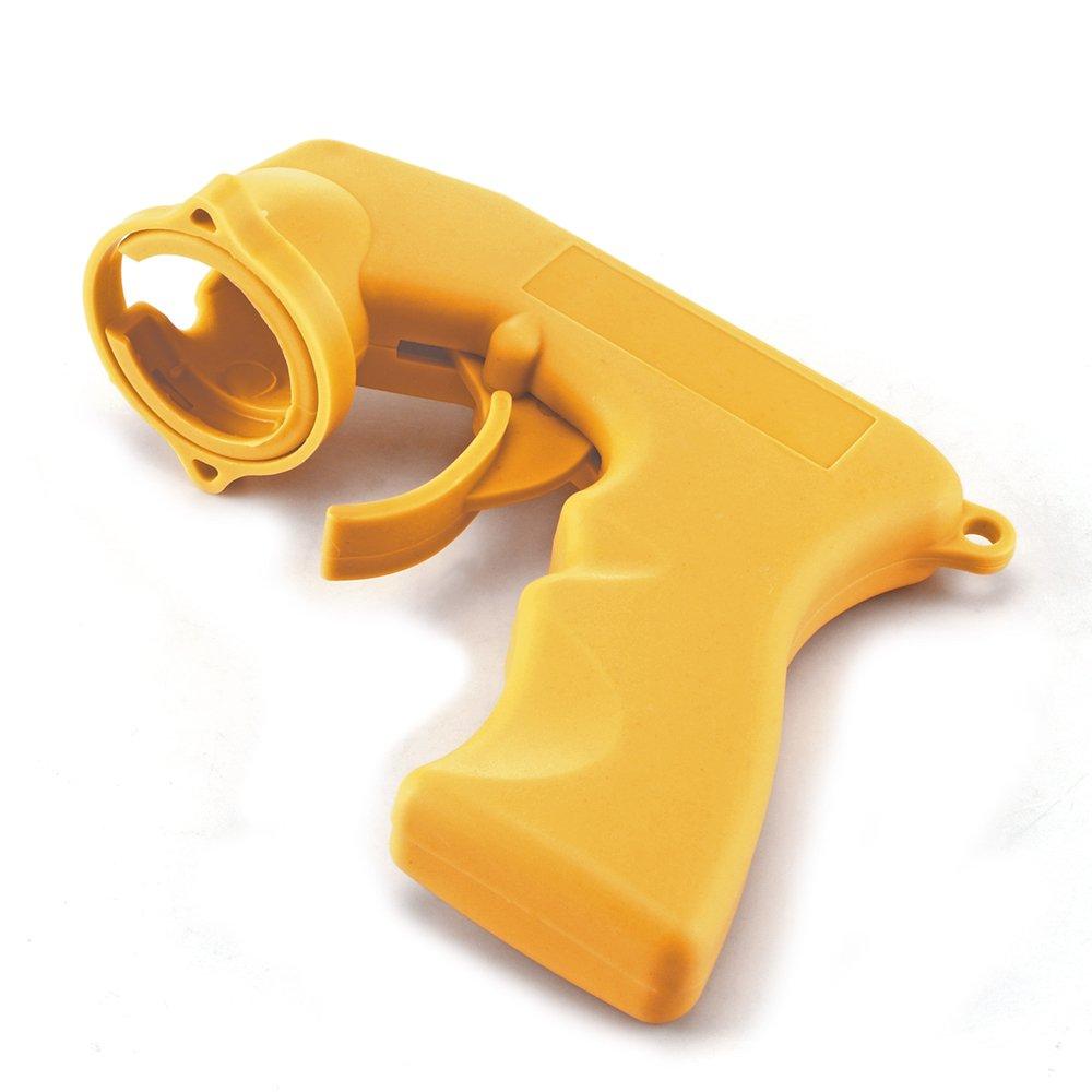 Sunsbell Herramienta bote de spray, aerosol de aerosol puede manejar con el apret¨ n del disparador completa de Pintura aerosol de aerosol puede manejar con el apretšn del disparador completa de Pintura