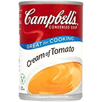 Campbell condensada sopa de crema de tomate 295g
