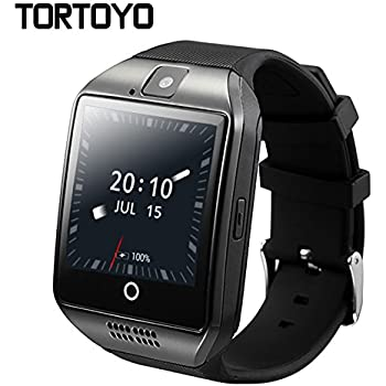 Amazon.com: Q18 Plus Android OS Smart Watch Phone 3G GPS ...