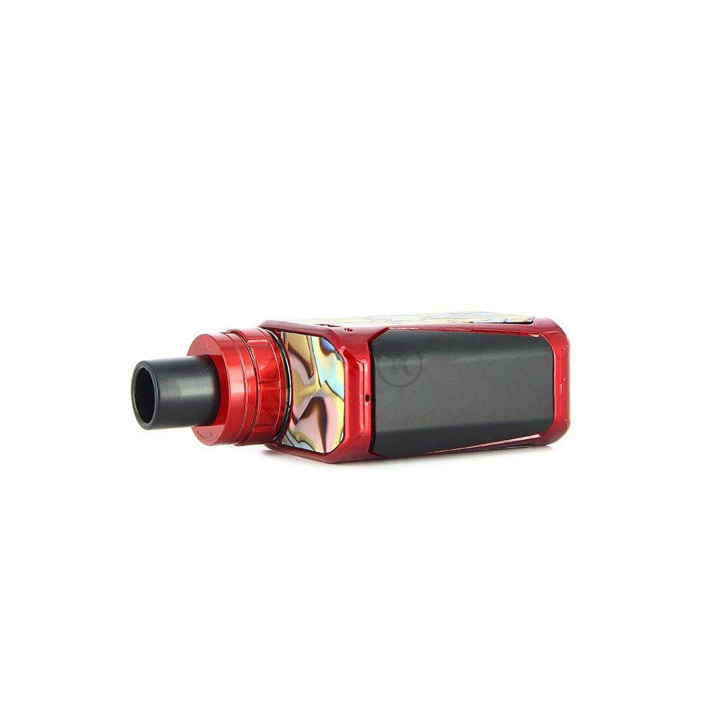 AUTÉNTICO SMOK Priv One Kit de inicio todo en uno Cigarrillo electrónico (Concha Verde Negro) con PEACEVAPE TM 18650 Cargador delgado de 1 ranura Sin Tabaco ...
