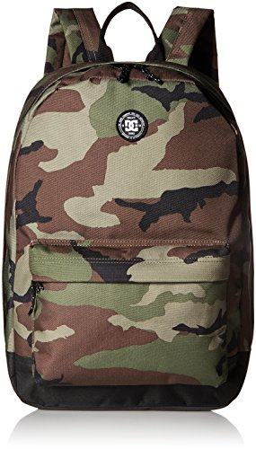 DC Shoes Mens Dc Shoes Backstack - Medium Backpack - Men - One Size - Green Camo One Size ()