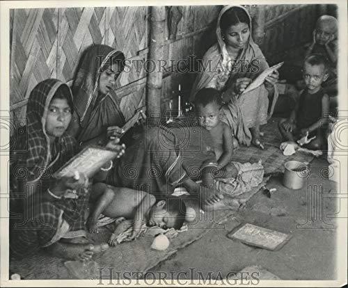 1976 Press Photo Bangladesh women in