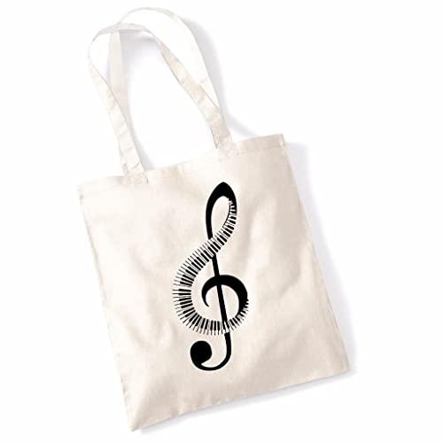 720aedd2b8a4 Amazon.com  Printed Tote Bag Slogan Women s Gift Idea 100% Cotton
