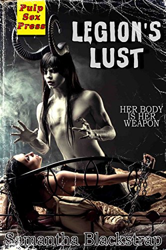 Legion's Lust by [Blackstrap, Samantha]