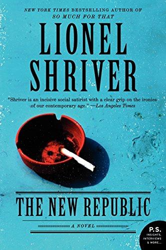 The New Republic: A Novel ebook