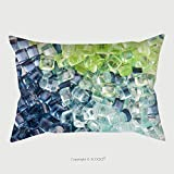Custom Satin Pillowcase Protector Three Different Tinted Polymer Resins 416491078 Pillow Case Covers Decorative