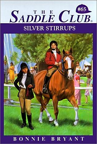 book cover of Silver Stirrups