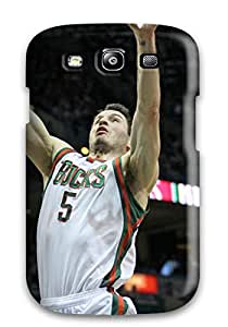 milwaukee bucks nba basketball (22) NBA Sports & Colleges colorful Samsung Galaxy S3 cases