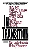 img - for In Transition: From the Harvard Business School Club of New York's Career Management Seminar book / textbook / text book