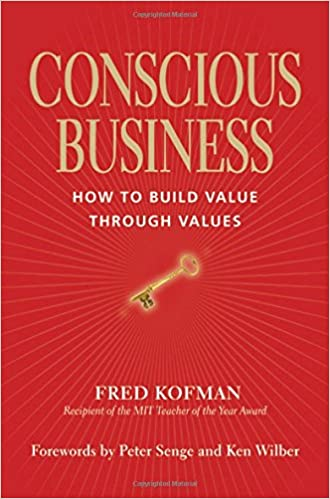 conscious business, fred kofman