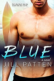 Blue by [Patten, Jill]
