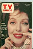 1962 TV Guide Oct 20 Loretta Young - Northern