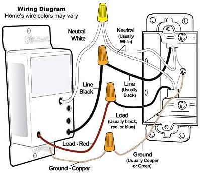 Insteon Smart Dimmer Toggle Switch, ToggleLinc, 2466DW (White) - Insteon  Hub required for voice control with Alexa & Google Assistant - Wall Dimmer  Switches - Amazon.com | X10 Wall Switch Wiring Diagram |  | Amazon.com