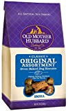 Old Mother Hubbard Crunchy Classic Natural Dog Treats, Original, Small Biscuits, 20-Ounce Bag / 2 PK