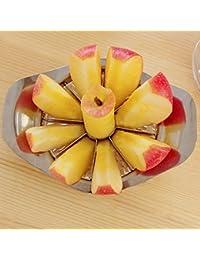 CheckOut Saver Stainless Steel Apple Corers Slicer Cutter Fruit Knife deliver