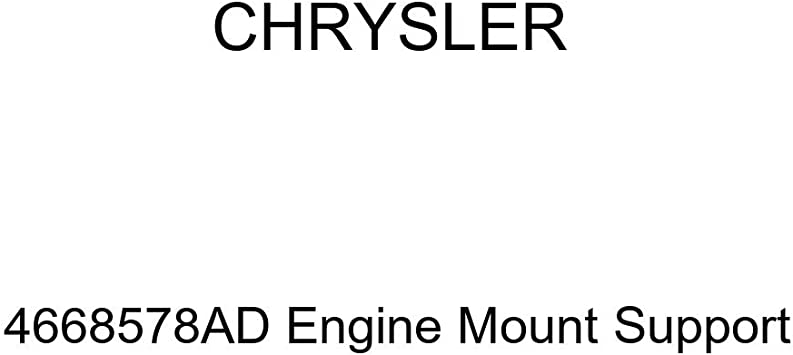 Genuine Chrysler 4668526AE Engine Mount Support