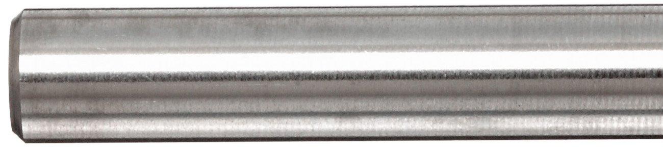 Metric 2 Flutes Bright Uncoated Melin Tool A-M-M-B Cobalt Steel Ball Nose End Mill 30 Deg Helix 25mm Shank Diameter 24mm Cutting Diameter 121mm Overall Length Finish Weldon Shank