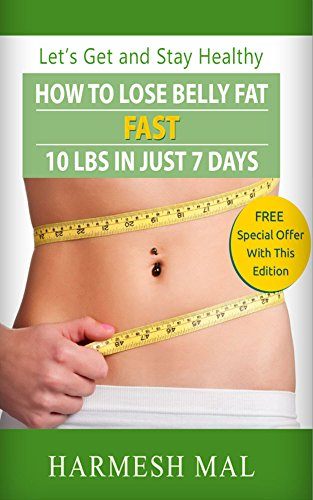How Lose Belly Fat Fast ebook